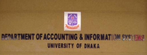 department of accounting and information systems university of dhaka