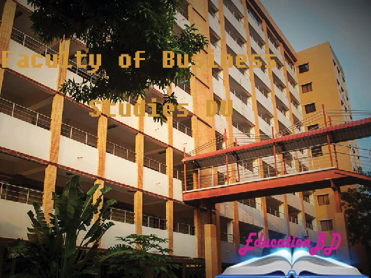 Faculty of Business Studies DU