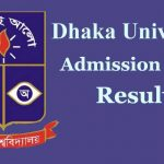 DU Admission Result 2018-19 All Units