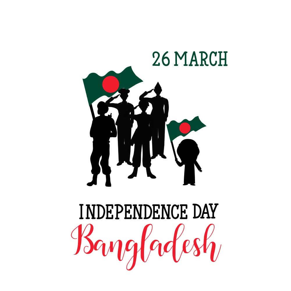 Bangladesh Independence Day 2019 Flag Pic