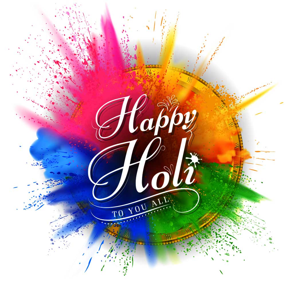 Happy Holi Images Two