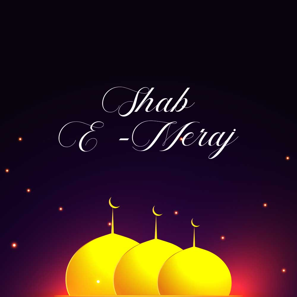 Shab E Meraj Photos