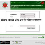 HSC Result 2020 Chittagong Board