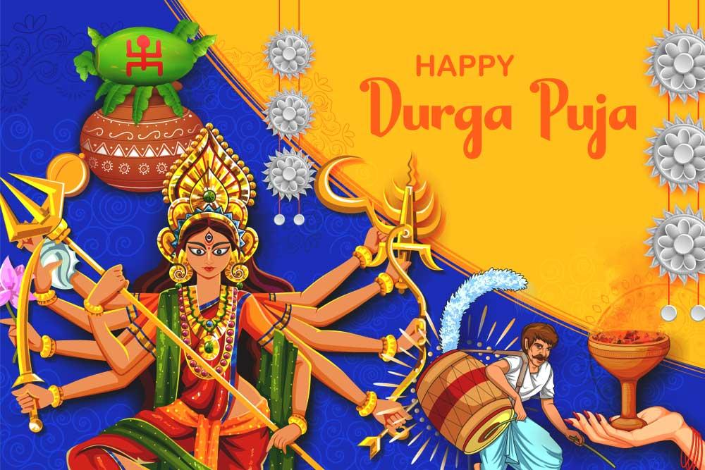 Durga Puja Photo one