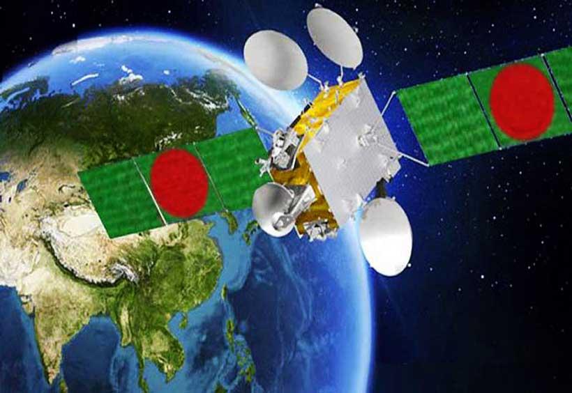 Bangabandhu Satellite 1 Paragraph