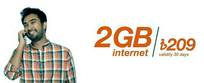 Banglalink 2GB Internet Offers
