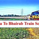 Dhaka to Bhairab Train Schedule